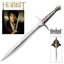 Der Hobbit Replik 1/1 Bilbo Beutlins Stich Schwert 57 cm