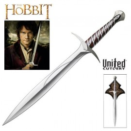 The Hobbit Replica 1/1 The Sting zwaard van Bilbo Baggins 57 cm