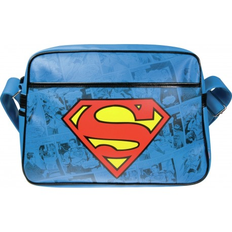 Superman Retro Shoulder Bag