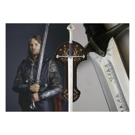 Anduril - Sword of King Elessar Replica