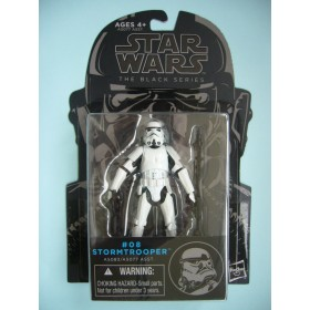 "Star Wars Black Series Stormtrooper 3.75"" Action Figure 08"