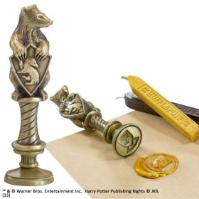 Harry Potter Wax Stamp Hufflepuff 10 cm