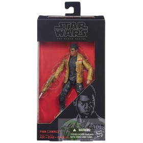 Star Wars The Force Awakens 6 Inch (15cm) figure Finn (Jakku) 01