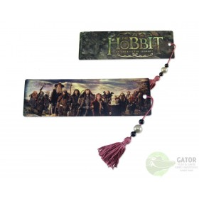 "The Hobbit U J: Bookmark ""Cast Composition"""