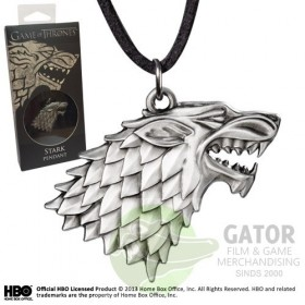 Game Of Thrones: Stark Pendant / Costume
