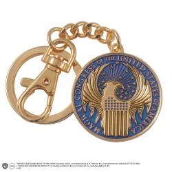 Fantastic Beasts Metal Keychain MACUSA 7 cm