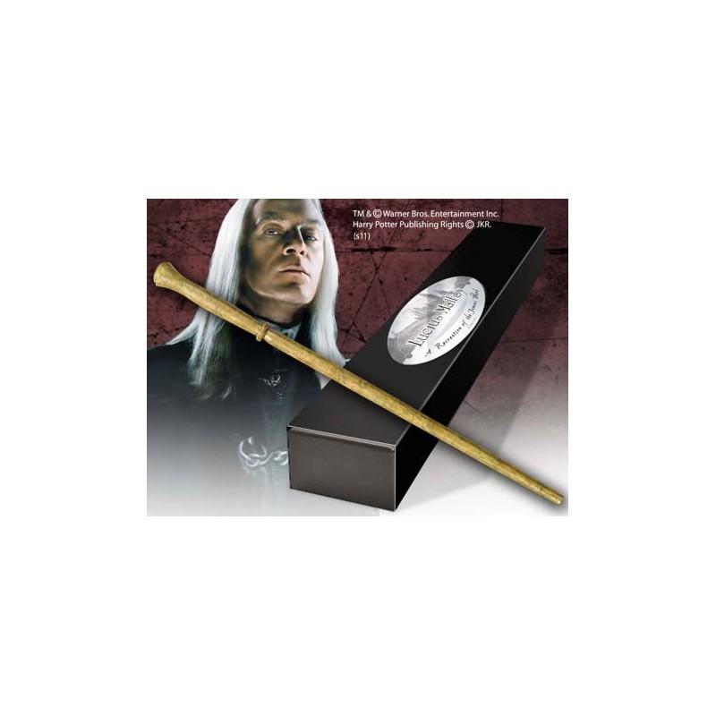 Harry Potter Zauberstab Lucius Malfoy (Charakter-Edition)