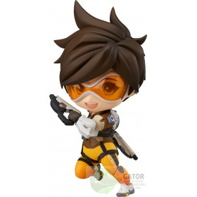 Overwatch Nendoroid Action Figure Tracer Classic Skin Edition