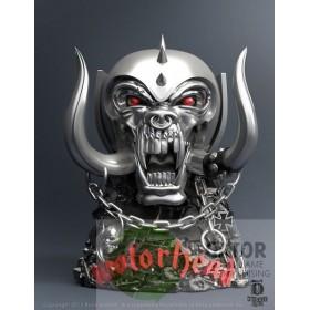 Motörhead Rock Iconz Statue Warpig 18 cm