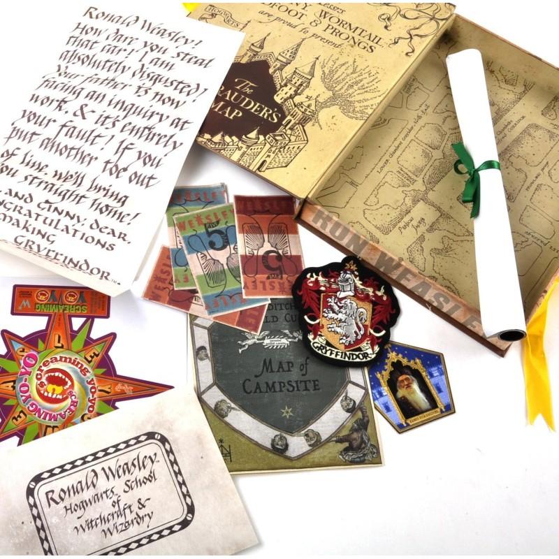 Harry Potter Artefact Box Ron Weasley