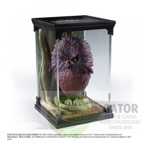 Noble collection Magical creatures - Fwooper - Fantastic Beasts statue