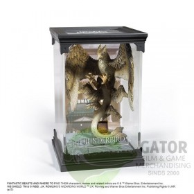Noble collection Magical creatures - Thunderbird - Fantastic Beasts statue