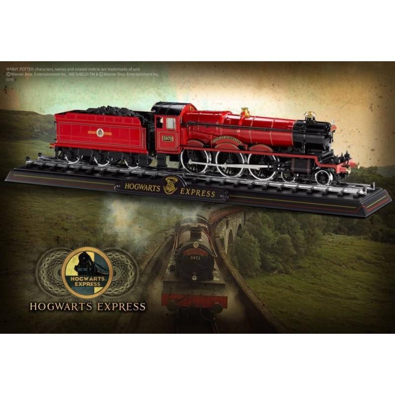 Harry Potter Hogwarts Express Die Cast Train Model and Base
