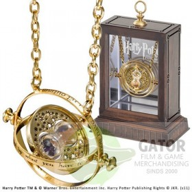 Harry Potter Hermione´s Time Turner Special Edition (gold plated)