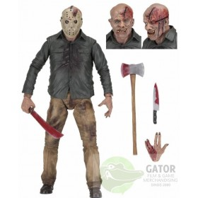 Neca Friday the 13th Part 4: Jason 1:4 Scale Action Figure 48cm