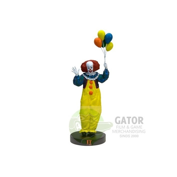 IT: Pennywise Premium Motion Statue 37cm