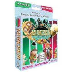 Munchkin TCG Ranger / Warrior Starter Set