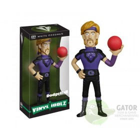 Dodgeball White Goodman pvc figure