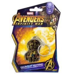 Marvel: Avengers Infinity War - Gauntlet Keyring