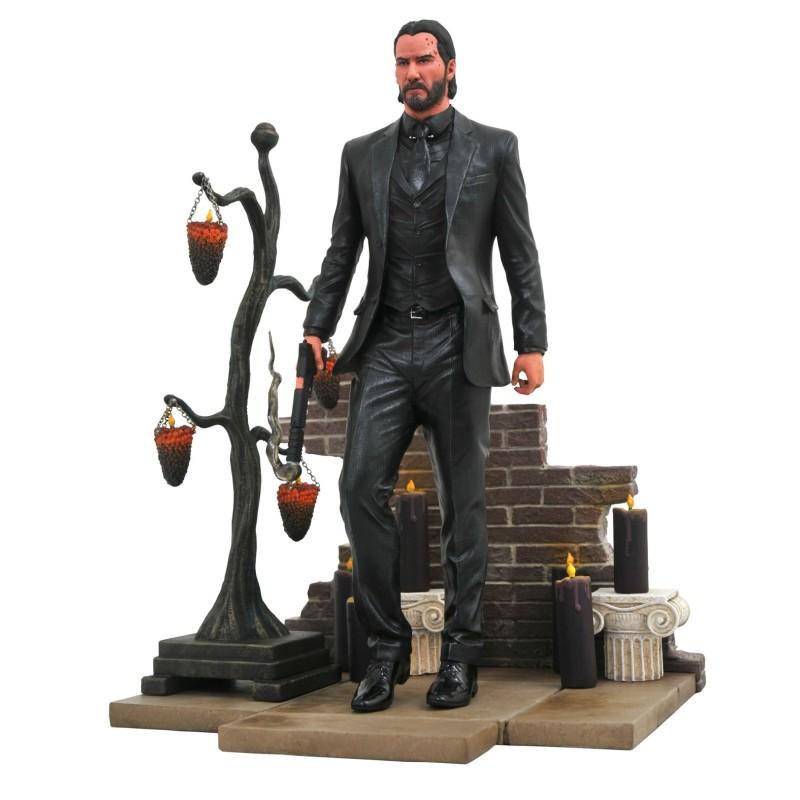John Wick 2: John Wick PVC Statue 22cm