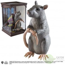 Noble collection Harry Potter: Magical Creatures No 14 - Scabbers