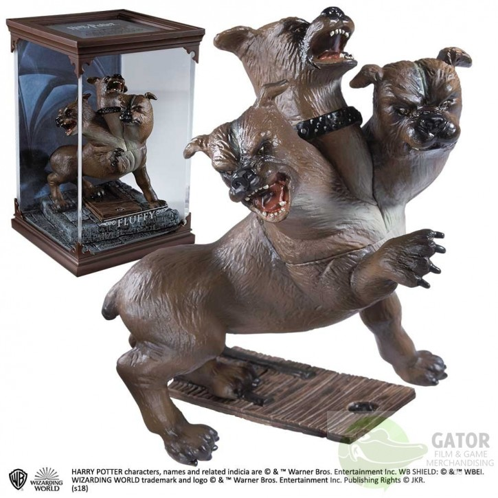 Noble collection Harry Potter: Magical Creatures No 13 - Fluffy