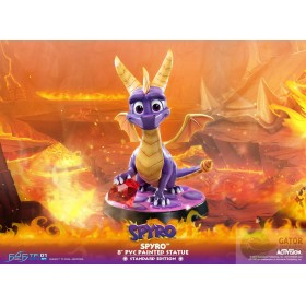 Spyro: Spyro the Dragon 8 inch (20cm) PVC Statue
