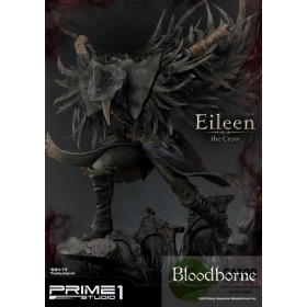 Prime 1 Bloodborne: The Old Hunters - Eileen The Crow statue 71cm