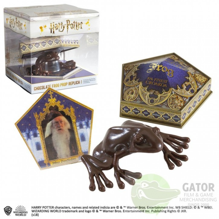 Noble collection Harry Potter: Chocolate Frog Prop Replica