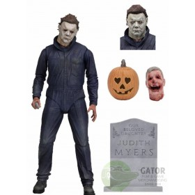 Neca Halloween 2018: Ultimate Michael Myers 7 inch (18cm) Scale Action Figure