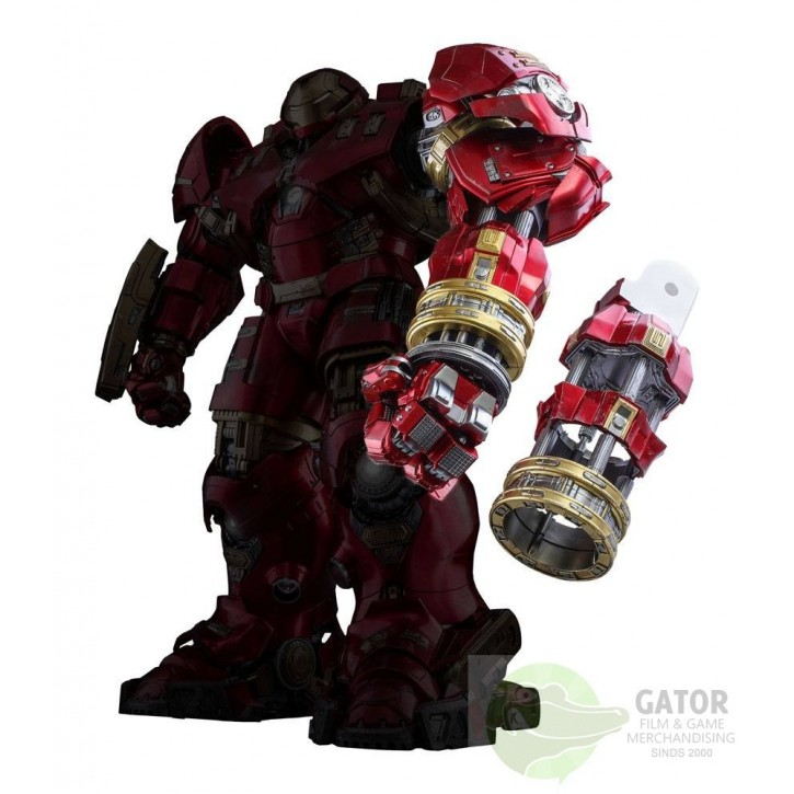 Hot Toys Avengers Age of Ultron Collection Series Hulkbuster Accessories (only the arm)