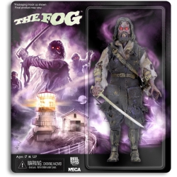 Neca The Fog: Captain Blake 8 inch (20cm) Clothed Figure