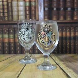 Harry Potter Hogwarts Colour Change Glass Version 2