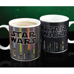 Star Wars: Lightsaber Heat Change Mug