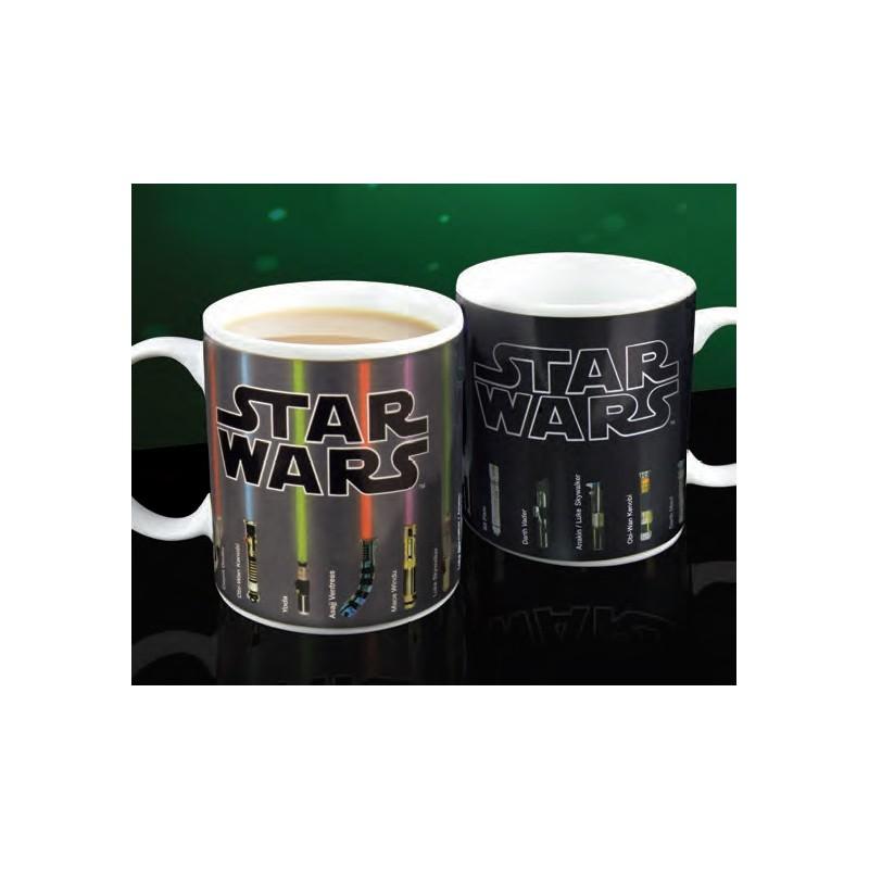 Star Wars: Lightsaber Heat Change Mug