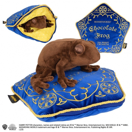 Harry Potter Plush Figure Chocolate Frog 30 cm Noble collection