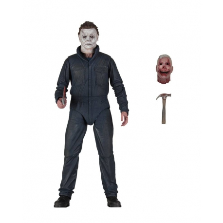 Halloween 2018 Actionfigure 1/4 Michael Myers 46 cm Neca Collectibles