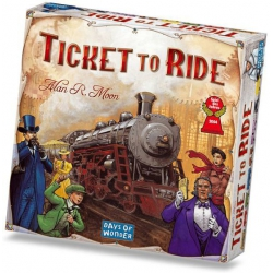 Ticket to Ride USA - Bordspel