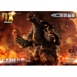Gamera 3 Revenge of Iris: Deluxe Gamera Statue Prime 1 Collectibles