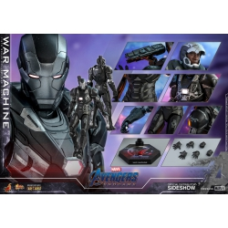 Hot Toys Marvel: Avengers Endgame - War Machine - 1:6 Scale Figure