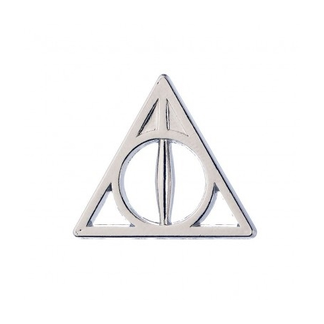 Harry Potter: Deathly Hallows Pin Badge