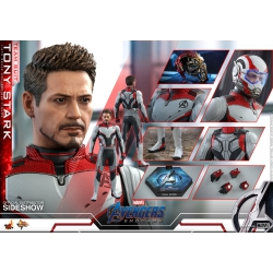 Hot Toys Marvel Avengers: Endgame Movie Masterpiece Action Figure 1/6 Tony Stark (Team Suit) 30 cm