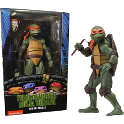 Neca TMNT: 1990 Movie - Michelangelo - 7 inch (17cm) scale Action Figure