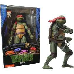 Neca TMNT: 1990 Movie - Raphael - 7 inch (17,5cm) scale Action Figure