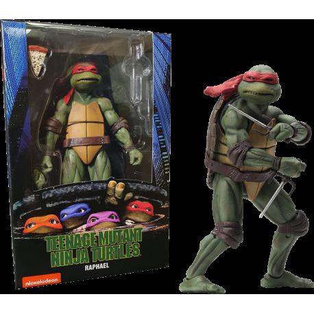 Neca TMNT: 1990 Movie - Raphael - 7 inch (17,5cm) scale Action Figure