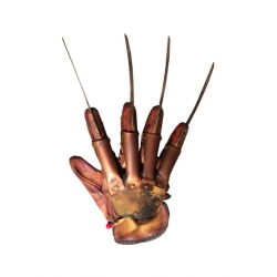 A Nightmare On Elm Street Deluxe Latex Mask Freddy Krueger