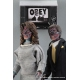 Neca They Live Retro Action Figure 2-Pack Aliens 20 cm