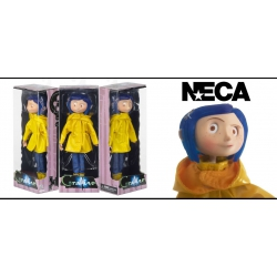 Neca Coraline: Coraline in Raincoat - 7 inch (17cm) Action Figure