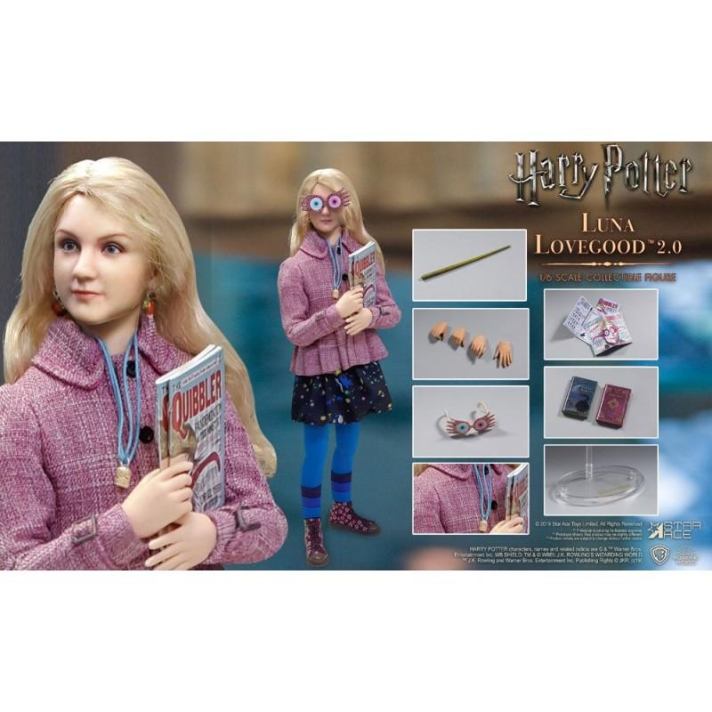 Harry Potter My Favourite Movie Action Figure 1/6 Luna Lovegood