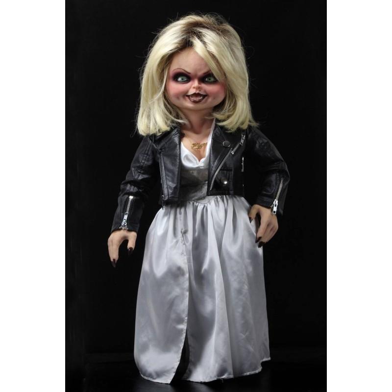 Neca Bride of Chucky Prop Replica 1/1 Tiffany Doll 76 cm